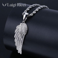 Buy Luigi Ricci Mens Jewelry With Stainless Steel Leather Bracelets