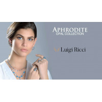 Aphrodite - Greek Opal Jewelry Collection With 925 Sterling Silver