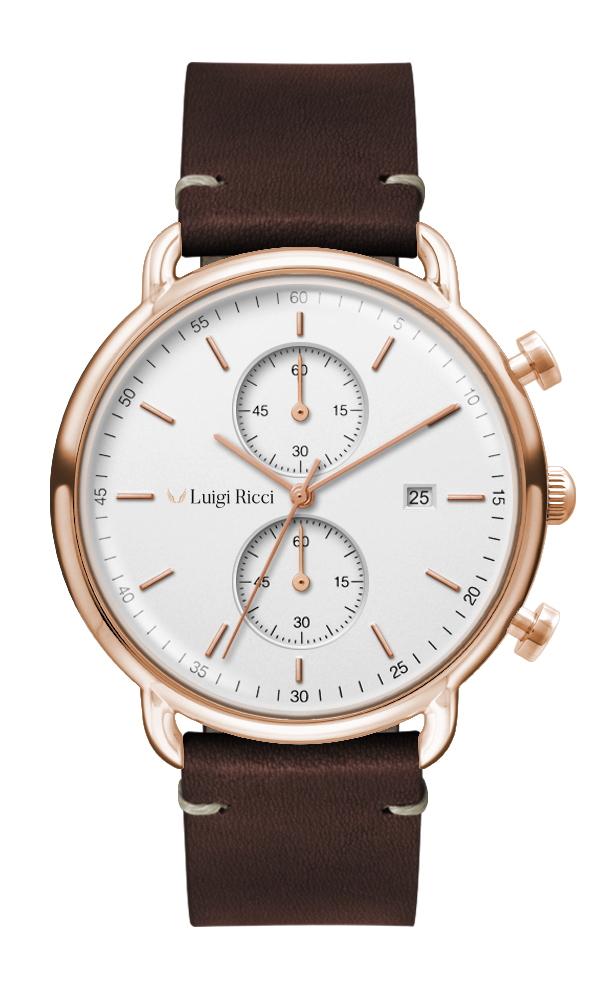 Luigi Ricci Aion Infinity quality unisex watch