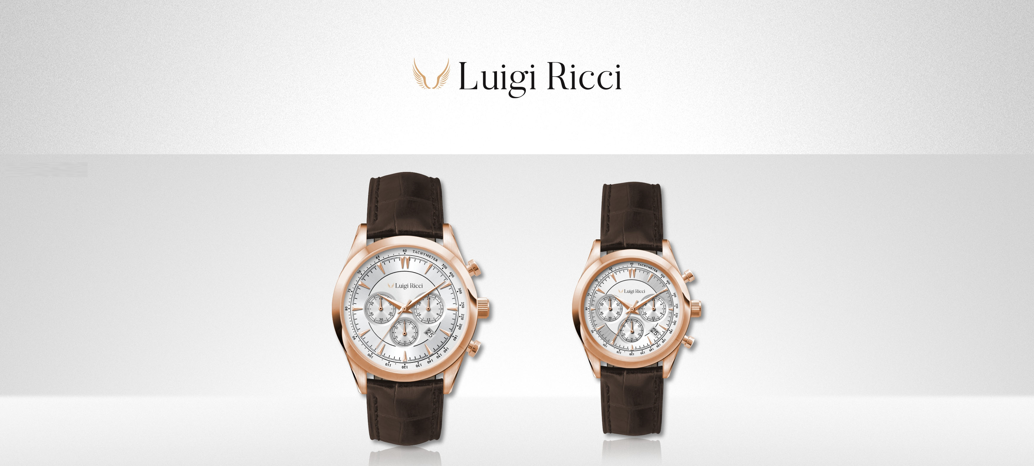 Luigi Ricci Luxuary Wrist Watches for Men and Women