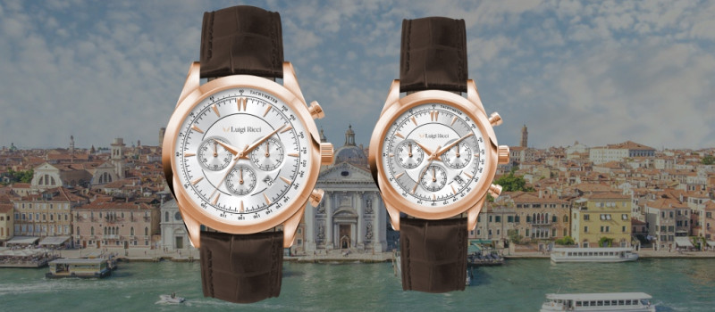 Luigi Ricci Eleganza – The classic, sporty and affordable Italian inspired watch brand