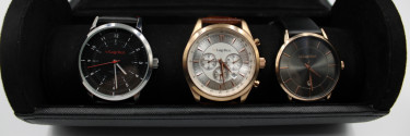 The Luigi Ricci mens quality watch collection - Affordable luxury watches