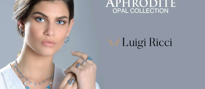 Aphrodite - Our new Greek opal jewelry collection