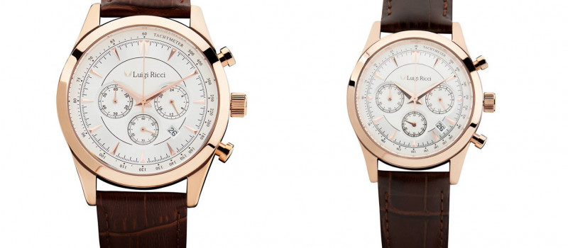 We introduce our latest Eleganza watch series for men and women